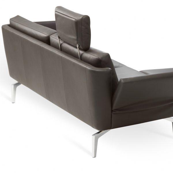 modernes Sofa Frame, mit ausschwenkbarer Fußauflage