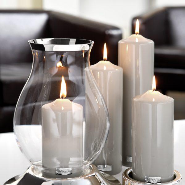 Kerzenleuchter Fink, Silber