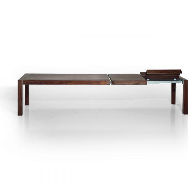 Esstisch Largo, verlängerbar um 2x 75 cm