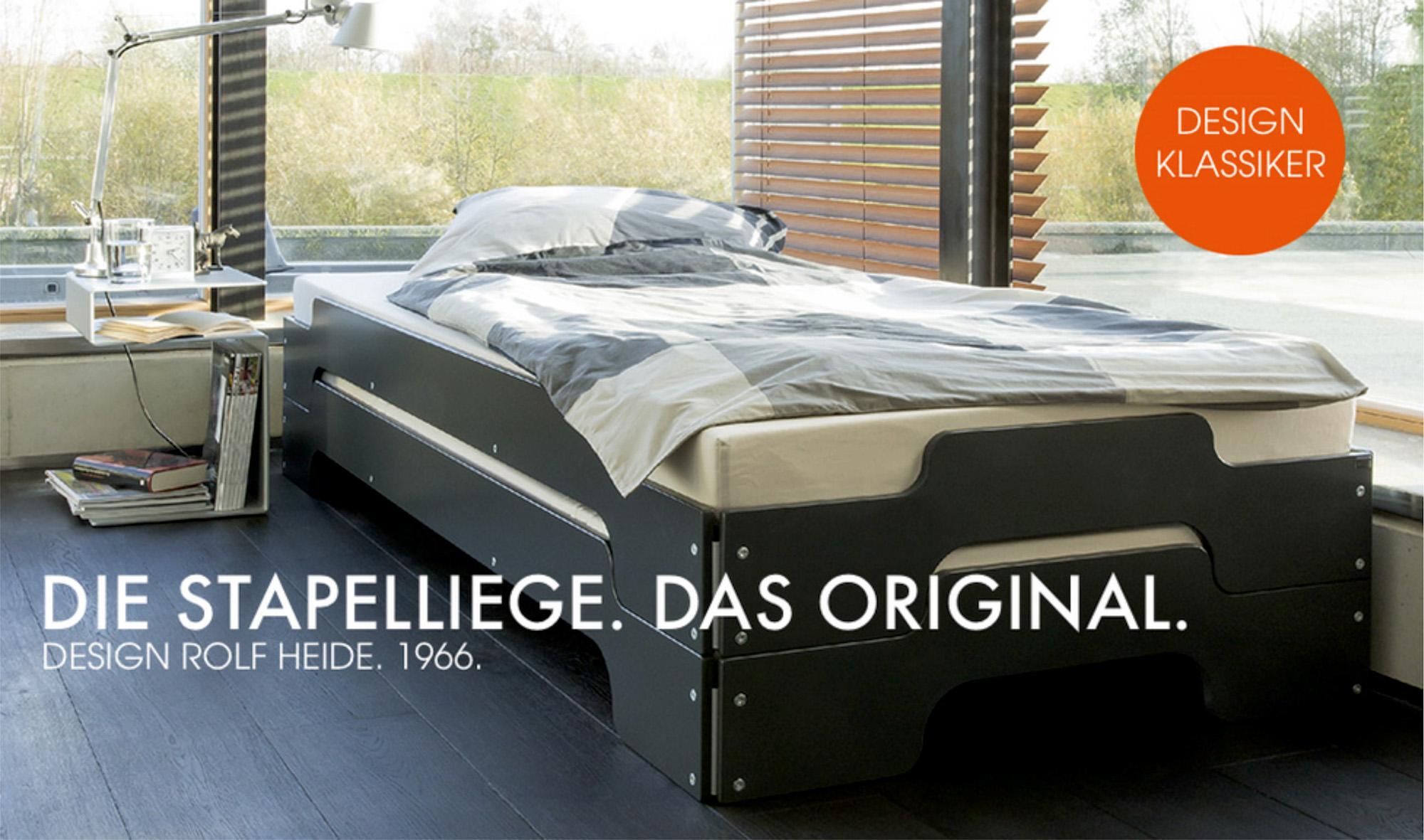 stapelliege m bel morschett. Black Bedroom Furniture Sets. Home Design Ideas
