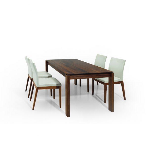 Tischgruppe Tutto, Massivholz