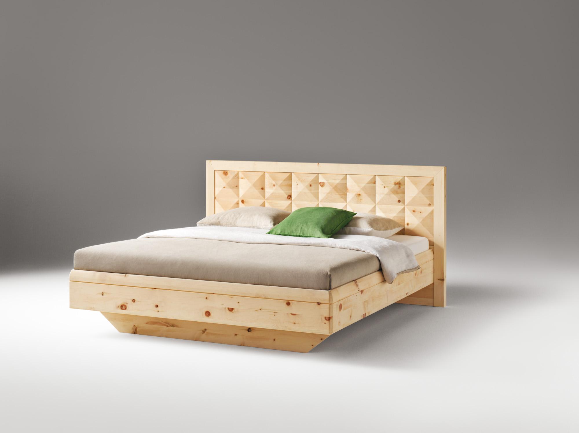 Zirbenholz schlafzimmer modern  Schlafzimmer – Möbel Morschett