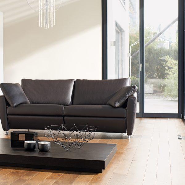 Sofa Sesam, Fußstütz ausklappbar